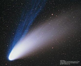 De l'eau dans l'espace dans De l'eau dans l'espace cometehallboop